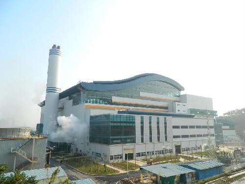 Baoanqu Laohukeng Waste-to-energy Phase Ⅱ Power Plant