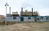 Karamay Associated Gas Combined Heat and Power Generation